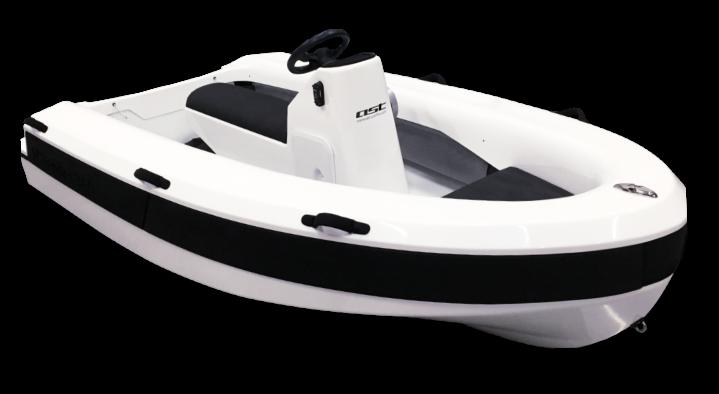 ASTender COAST Boat